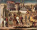 Giovanni di Ser Giovanni Guidi, lo Scheggia - Scena di trionfo all'antica.jpg