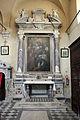 Girolamo scaglia, madonna in trono e santi, 1697 (lucca) 01.JPG