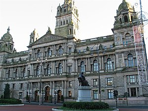 William Young (architect) - Glasgow City Chambers