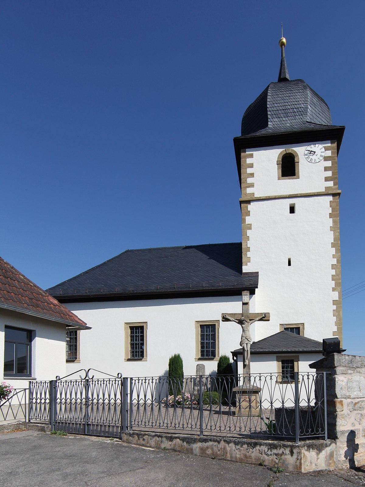 St. Antonius Abbas (Gleismuthhausen) – Wikipedia