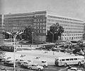 Gmach Komitetu Centralnego Polskiej Zjednoczonej Partii Robotniczej w Warszawie lata 60.jpg