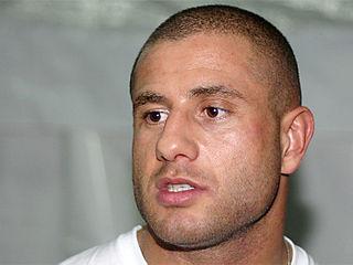 Gökhan Saki Dutch kickboxer and mixed martial arts fighter