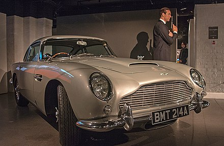Aston Martin Db5 Wikiwand
