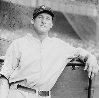 South Atlantic League Hall of Fame - Goose Goslin, inducted in 1995