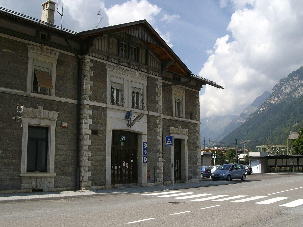 Stazione di Colle Isarco - Wikipédia