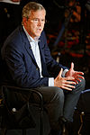Governor of Florida Jeb Bush, Announcement Tour and Town Hall, Adams Opera House, Derry, New Hampshire by Michael Vadon 21.jpg