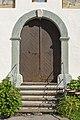 Grafenstein Sankt Peter Pfarrkirche Hll Petrus und Paulus Friedhofsportal 21092015 7665.jpg
