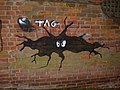 Graffiti - geograph.org.uk - 825025.jpg