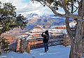 Grand Canyon National Park, Snow - December 24, 2012 0473 - Flickr - Grand Canyon NPS.jpg