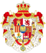 Grand Coat of Arms of Joseph Bonaparte as King of Spain.svg