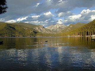 Grand Lake (Colorado) lake in United States of America