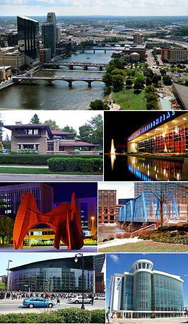 Grand Rapids collage