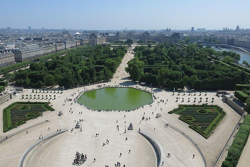 Datei:Grande Roue de Paris - Louvre et Jardins des Tuileries ...