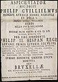 Gravure uit 1618 gemaakt na de dood van Filips Willem, prins van Oranje-Nassau - Engraving from 1618 made after the death of Philip William, Prince of Orange (1554-1618) - Wapenboek Nassau-Vianden - KB 1900 A 016, folium 39r.jpg