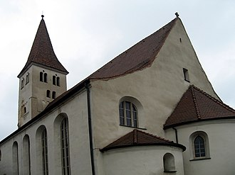 Greding - St Martin's Church