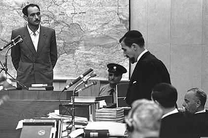 Greenspan testimony at Eichman trial1961