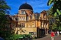 Greenwich Park - Blackheath Avenue - View NW on Royal Observatory Greenwich.jpg