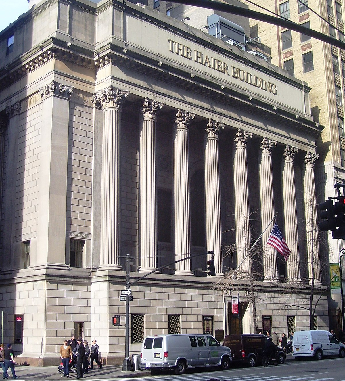 Nyc New: Greenwich Savings Bank