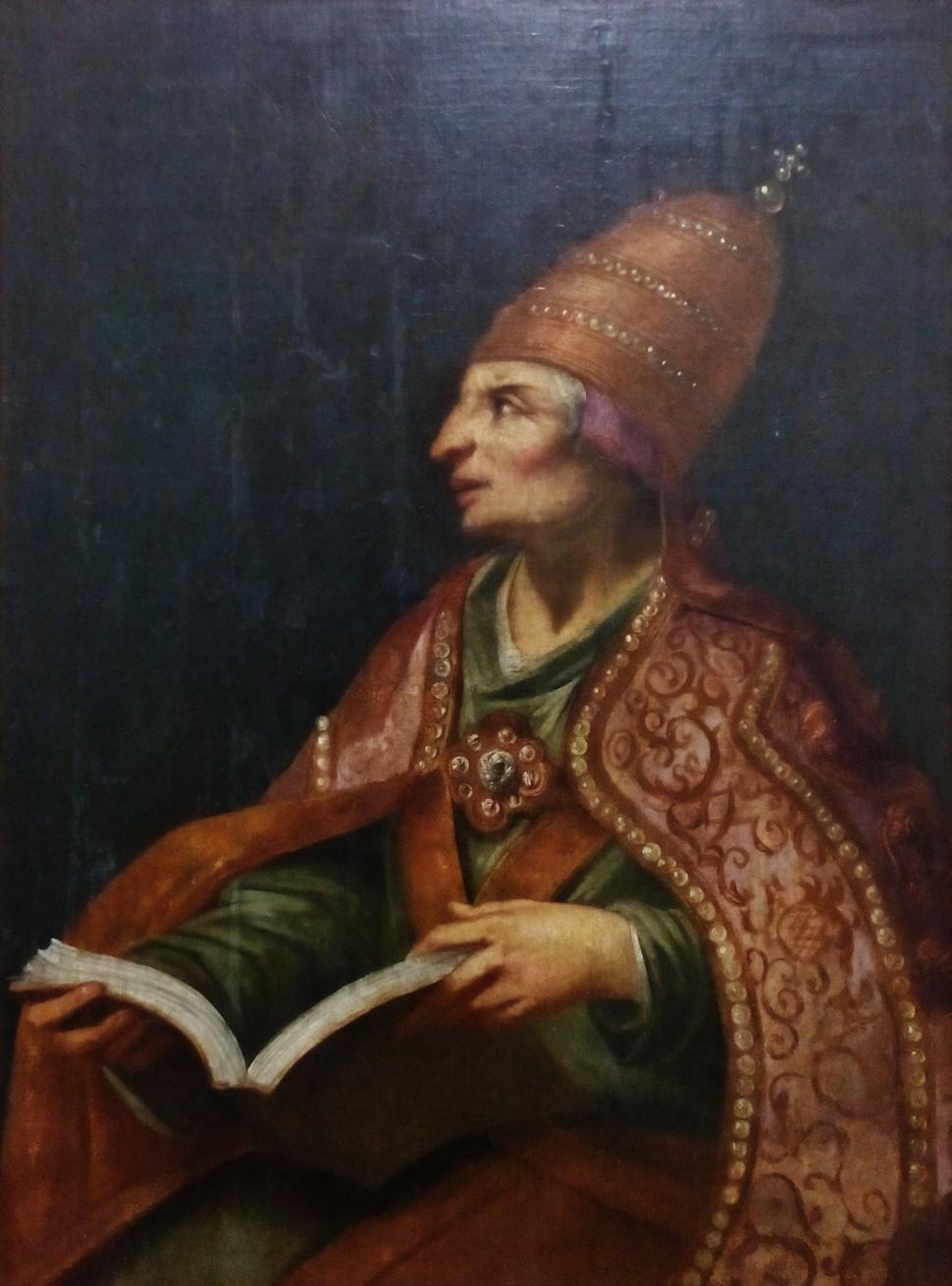 Gregório X (Museu da Saúde, MS.PNT.00030)
