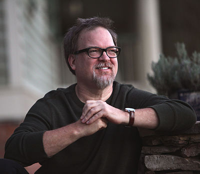 Picture of an author: Greg Iles