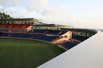 National Cricket Stadium (Grenada) - Image: Grenadacricket