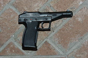 Grendel P30 - Grendel P30, right side