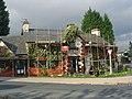 Griffin Inn, Llyswen gets a new roof - geograph.org.uk - 1616728.jpg