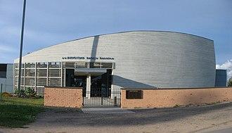 Grobiņa - Image: Grobiņas katoļu baznīca