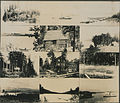 Group of 12 views of Club Preserve, Lake Meccannainac and vicinity No 3994 25th August, 1913 (HS85-10-27843).jpg