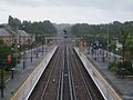 Grove Park stn high southbound.JPG