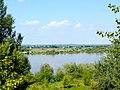 Grudziądz - widok ze skarpy na drugi brzeg rzeki. - panoramio.jpg