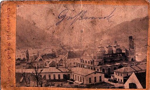Gußwerk Nordseite vor 1900