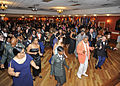 Guests dance, during the celebration, of the 149th Annual Regimental Signal Ball, at the Fort Gordon Club, in Fort Gordon, Ga., June 26, 2009 090626-A-NF756-008.jpg