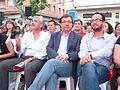 Guillermo Fernández Vara en Coria con Hernando, Juan Valle y J.M. Hernandez (5).jpg