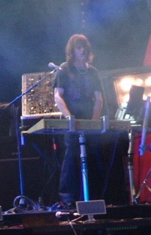Chris Pitman - Pitman in 2006 with Guns N' Roses