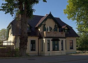 Gutow, Rostock - 16 Goldberger Strasse