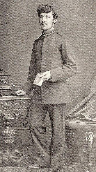"Rodney ""Gipsy"" Smith - 'Gipsy' Smith as a Captain in The Salvation Army"