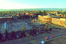 Gyumri in 2013, from the Vartanants square.jpg