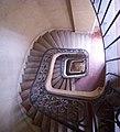 Hôtel de Chenizot, Paris - Stairs from Above.jpg
