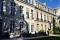 Hôtel de Pomereu JP2010 façade côté jardin.jpg