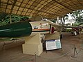 HAL Light combact aircraft at HAL Museum 7677.JPG