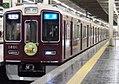 HANKYU 1301F at Umeda(Hankyu) station.jpg