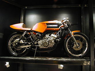 American Machine and Foundry - 1975 AMF Harley-Davidson 250
