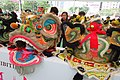 HK 銅鑼灣 CWB 維多利亞公園 Victoria Park for 01-July 舞獅子頭 Chinese Lion Dance mask event June 2018 IX9 慶祝香港回歸 Transfer of sovereignty over of Hong Kong.jpg