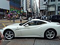 HK MK 旺角 Mongkok 彌敦道 Nathan Road white automobile car March 2020 SS2 02.jpg