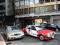 HK Sheung Wan Bonham Strand 至德大廈 Gee Tuck Building Taxi 劉健儀 Miriam Lau Kin Yee July-2012.JPG