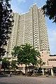 HK YL 元朗賽馬會廣場 Yuen Long Jockey Club Town Square 又新街 Yau San Street YLJCTS June 2018 IX2 view buildings.jpg