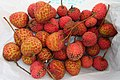 HK YL 元朗 Yuen Long 又新街 Yau San Street fruit red 荔枝 Litchi chinensis June 2018 IX2 01.jpg
