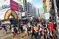 HK YL 元朗 Yuen Long 青山公路 元朗段 Peak Castle Road downtown crossway n visitors May 2018 IX2 01.jpg