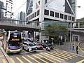 HK tram 169 tour view 金鐘 Admiralty 金鐘道 Queensway Bank of China Tower footbridge bus September 2020 SS2 01.jpg